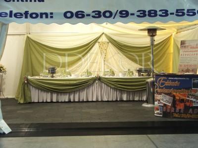 Event Expo főasztal háttér