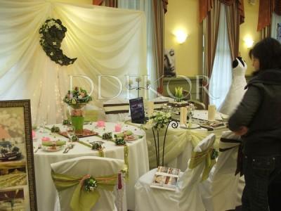 Kecskeméti Esküvőkiállítás 2009