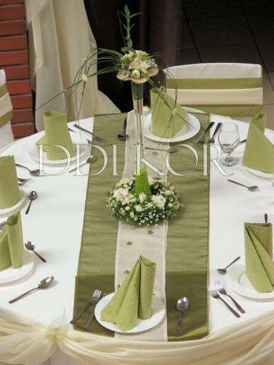 Különleges asztaldísz